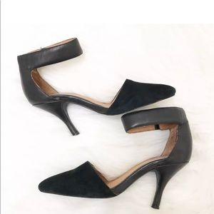 Jeffrey Campbell For Free People Ankle Heel Sz 7